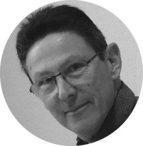 Michel Rolland travaille chez Iroise, partage et compétences