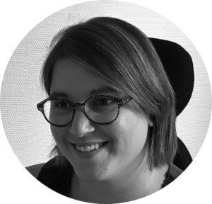Wendy Coat travaille chez Iroise, partage et compétences