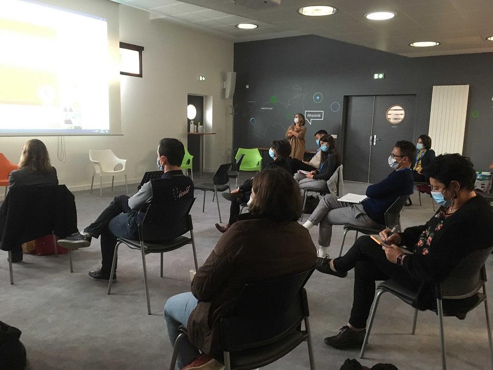Les rencontres de l'emploi et de la formation à Saint Pol de Léon