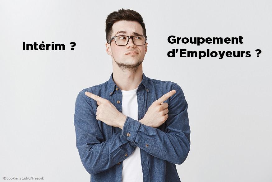 Groupement d'Employeurs et intérim : quelles différences ?