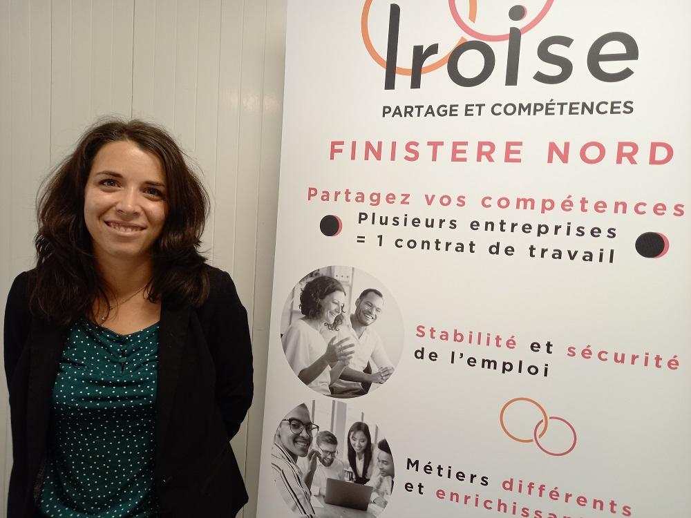 Bienvenue à Camille, nouvelle gestionnaire de paie chez Iroise